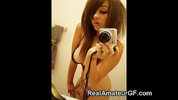 Spy cam catches gfs roommate showering in new apt after a meeting (NURSE). Camera died at the end