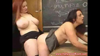 Hot teen student fucks her science teacher for better grades