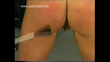 Master gives sexy slave Intense orgasms with his viing magic wand
